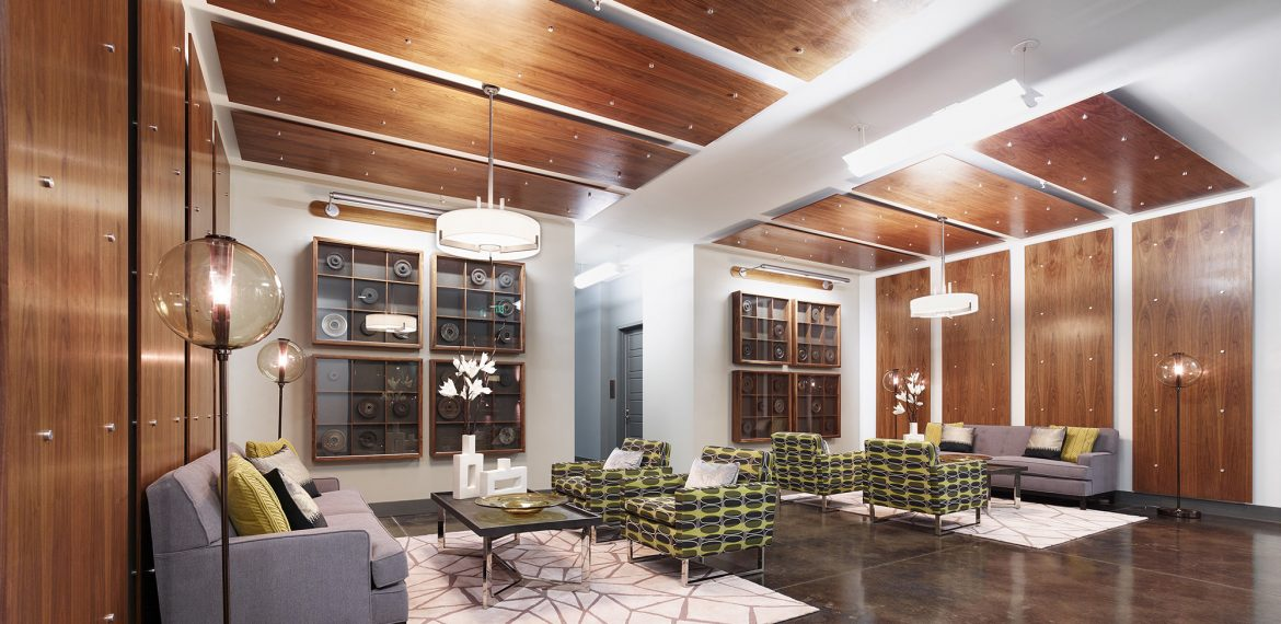 Flats at Taylor Place & Smith Gee Studio - Nashville Architects Urban Planners Interior ...